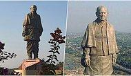 Taller Than Statue Of Liberty! India Unveils The World's Tallest Statue That Cost 400+ Mil.