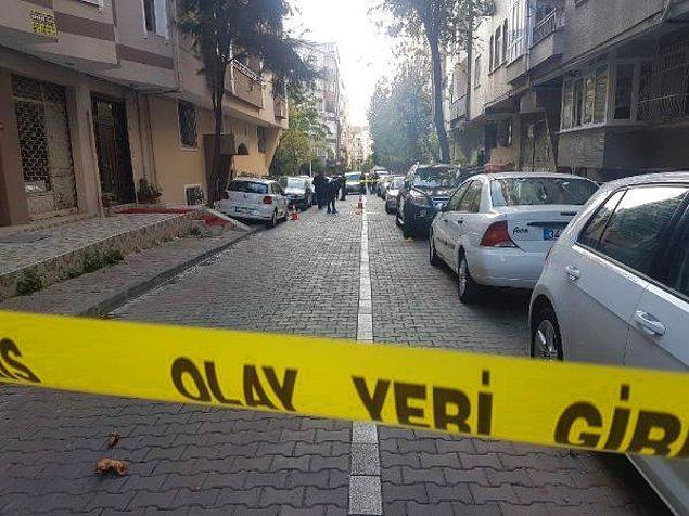 Pompalı tüfekle açılan ateş sonucu Mert Can Karagöz'ün sırtına ve ensesine 3 mermi isabet etti.