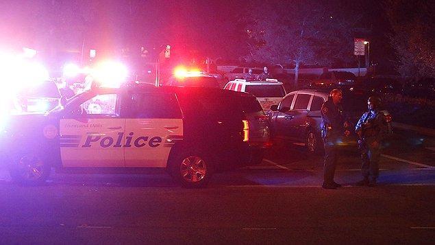 11 kişi olay yerinde, polis ise kaldırıldığı hastanede hayatını kaybetti.