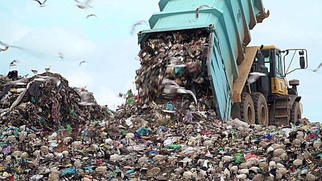 Atıklar gıda sektöründe kullanılıyor mu?
