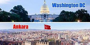 14 стран, где крупнейшие города не являются столицами