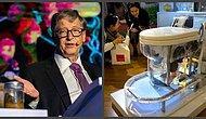 Билл Гейтс, его уникальный нано-унитаз и шутки в Сети, посвященные им