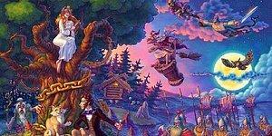 Тест: Назовите авторов известных сказок