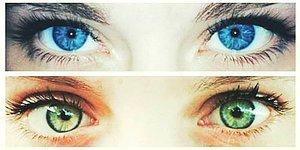 Тест: Анализ отношений, исходя из вашего цвета глаз и партнера