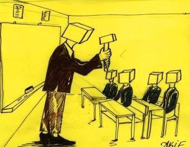 1. Hangi düşünce yapısını diğerlerinden 'üstün' görüyorsun?