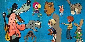 Как выглядели рабочие эскизы любимых советских мультиков
