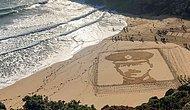 Британия отмечает столетие окончания Первой мировой войны: страна любуется песчаными портретами павших солдат