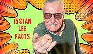 Rest In Peace Legend! 15 Facts You Should Know About Stan Lee