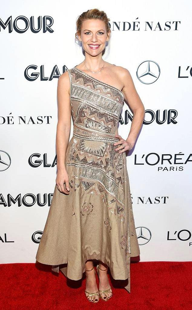 5. Claire Danes