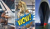 Размер имеет значение: 19 реальных фотографий, которые показывают, какие мы букашки в этом огромном мире