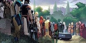"""Художники сделали 13 работ, посвященных прощанию с создателем комиксов """"Марвел"""" Стэном Ли"""