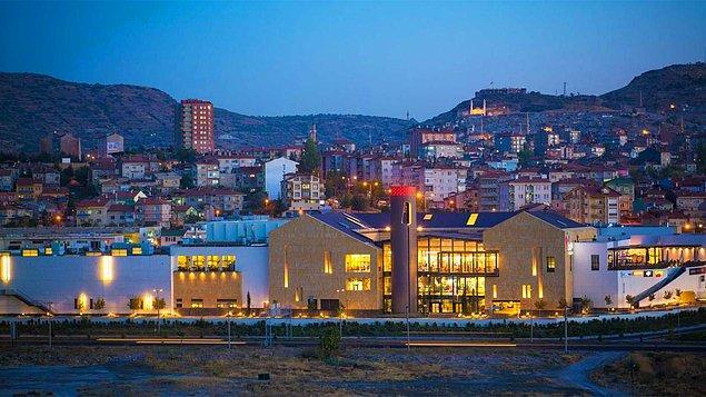 Nevşehir!
