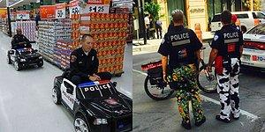 19 Photos Showing Police Officers And Their Great Sense Of Humor!