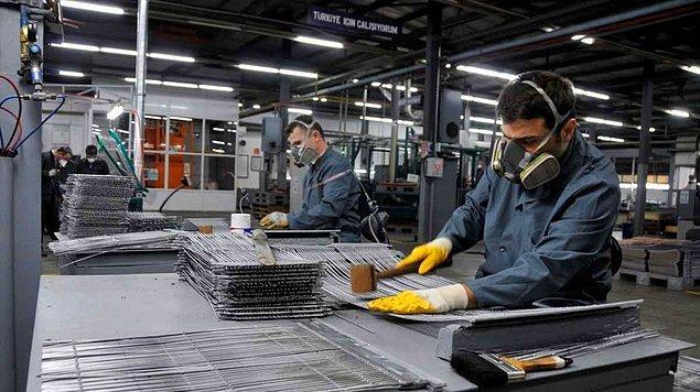 📌 İşgücüne katılma oranı %54,3 olarak gerçekleşti. Kadınlarda ise bu oran %34,9