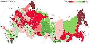 Угадайте с одного раза, какой из этих городов России является самым многонаселенным?