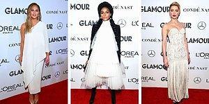 Анкета: Выбираем лучшие наряды с церемонии вручения премии Glamour Women of the Year 2018