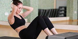 36 упражнений на различные группы мышц пресса в удобной таблице