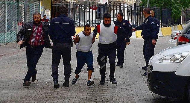 16. #TecavüzeKarşıYasaİstiyoruz - 4,5 yaşındaki çocuğa tecavüz etmek üzereyken yakalanan sapık