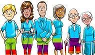 Тест: Выберите 4 цвета, на основе которых мы угадаем ваш возраст