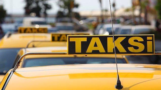 Sadece İstanbul'da 17 bin 395 tane taksi yolları aşındırıyor. Günde, 8-12 saat çalışan şoförler ise günlük 125-150 lira arası kazanıyor📌