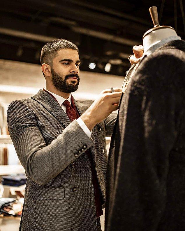 Adnan Kızıltaş da aynı şekilde Kısmetse Olur evindeki şöhretini erkek giyim girişimine yönlendirdi.