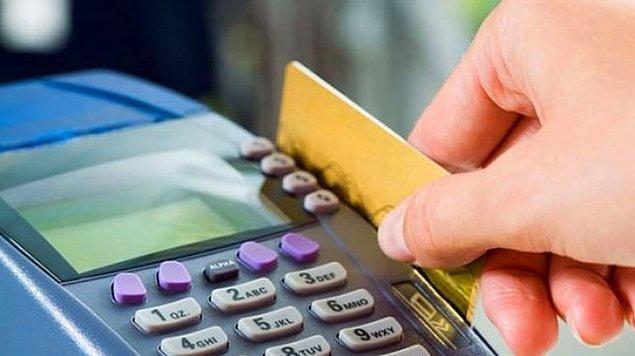 4. Geçmişte, şu an ve gelecekte kredi kartının yapım aşamasından kullanım aşamasına kadar ki süreçle ilgili yaratıcı küfürler eder.
