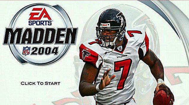 2003 - Madden NFL 2004