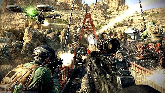 2015 - Call of Duty: Black Ops III