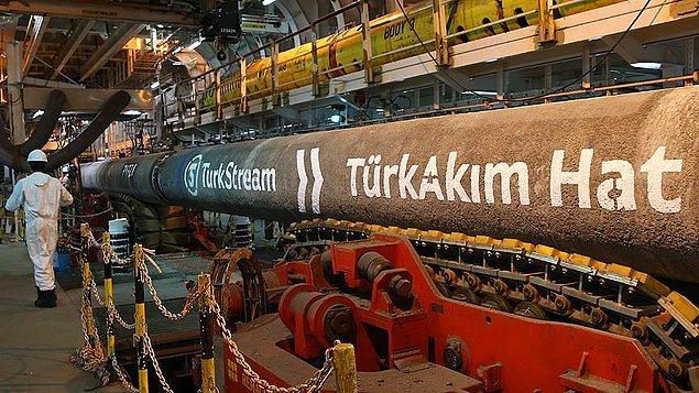 Yıllık taşıma kapasitesi 31.5 milyar metreküp olan bu hattın ilk önerisi 2014 yılında Putin tarafından Türkiye ziyareti sırasında yapıldı.