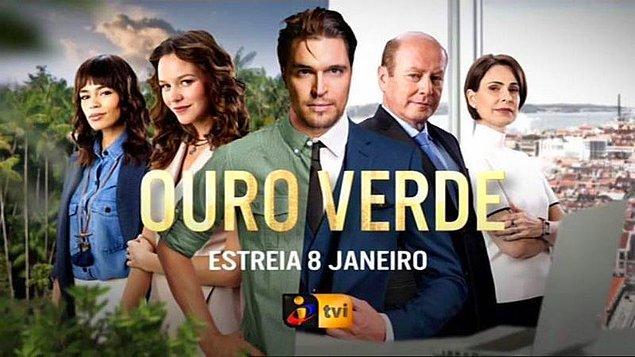 En iyi pembe dizi kategorisinin kazananıysa Portekiz yapımı Ouro Verde oldu.