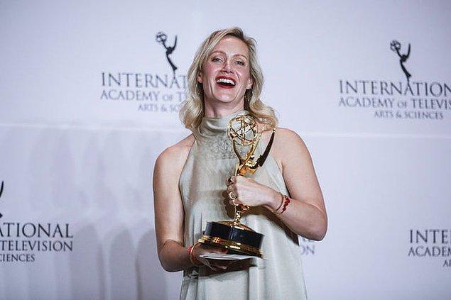 Bu kategoride ödülü de Alman aktrist Anna Schudt aldı.