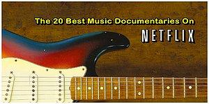 Sound On: 20 Best Music Documentaries On Netflix!