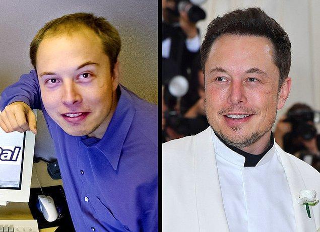 #1 Elon Musk