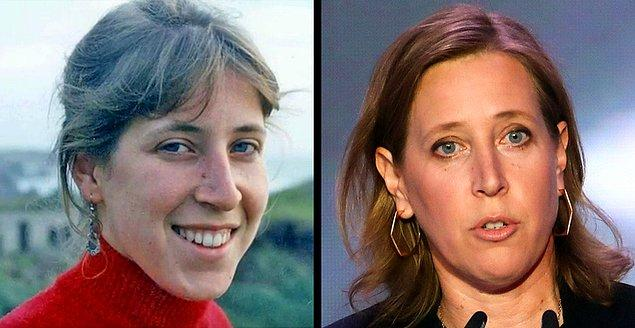 #9 Susan Wojcicki