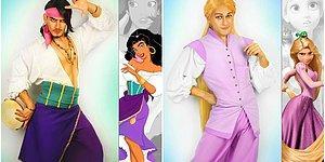 Новые образы от косплеера: как выглядели бы известные мультипликационные героини, будь они мужчинами