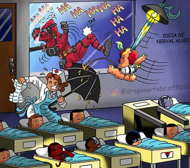 2. Deadpool