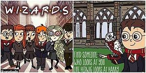 Raise Your Wands: 20 Hilarious Illustrations About Harry Potter!