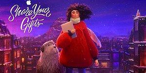 Рождественский ролик от Apple, который призывает не подавлять свои творческие порывы