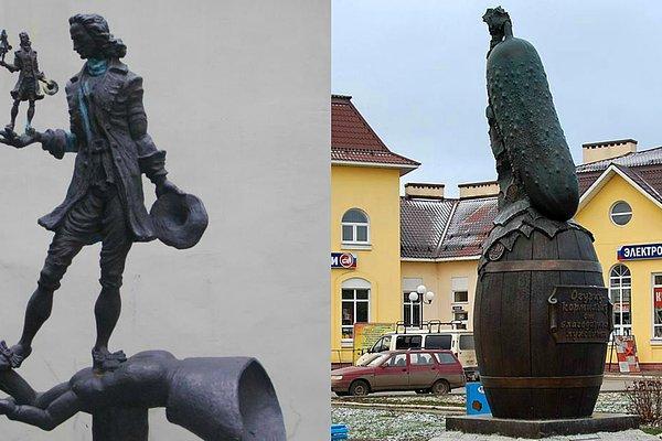 Тест: Сможете ли вы ответить правильно на все вопросы о российских памятниках?
