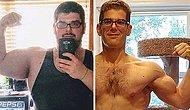 """Из 140 кг в 70: """"Мои жена и сын наконец получили опору в виде мужчины, а не бесформенной кучи"""""""