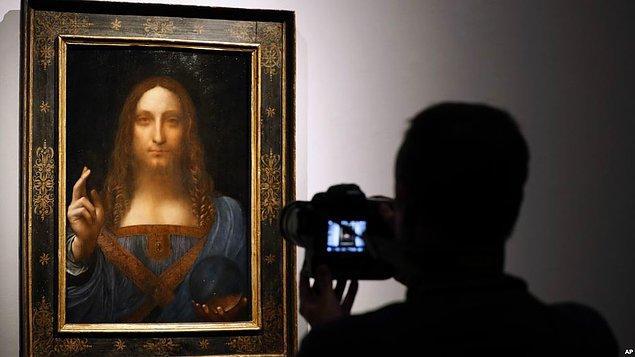 1953'te 'gerçek olmadığı' düşünüldüğü için 45 sterline satılmıştı: Şimdi, dünyanın açık artırmada satılmış en pahalı tablosu!