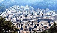 Burj Al Babas Projesi Sonları Oldu! Bolu'da Şato Tipi Villalar Yapan Şirket İçin İflas Kararı