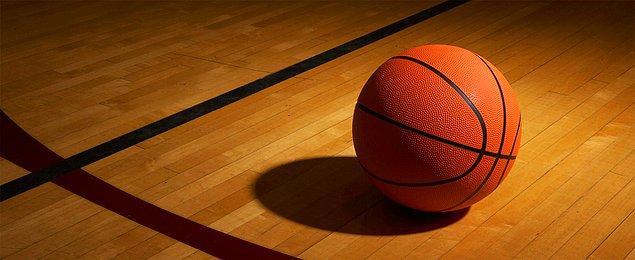 1. Basketbol Topu