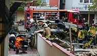 İstanbul Sancaktepe'de Askeri Helikopter Düştü: 4 Asker Şehit