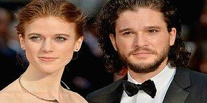 SHAME! Kit Harington Allegedly Cheated On Wife, Rose Leslie