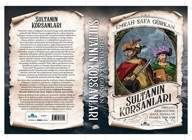 2. Sultanın Korsanları - Emrah Safa Gürkan