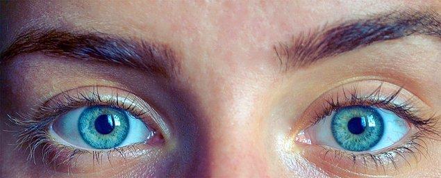 3. Bir gözünüz diğerinden daha iyi görebilir.
