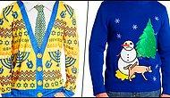 Seasons Dreadings! Here Are The Ugliest Christmas Sweaters We've Ever Seen!