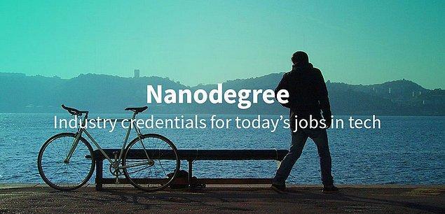 'Nano' eğitim programları ve bölümler