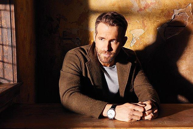 5. Ryan Reynolds